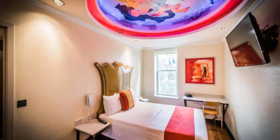 Eye-Catching Murals and Paintings